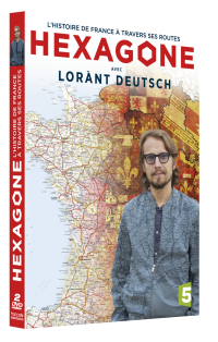 DVD Hexagone Lorant Deutsch